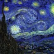 Starry Night Visualization